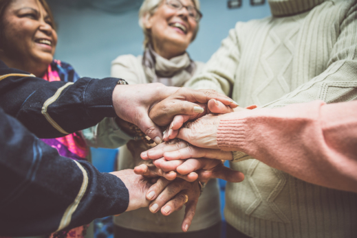 Alzheimer's Disease Care Training: Understanding the Benefits of Having a Social Life